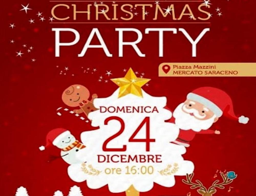 Christmas Party  – Mercato Saraceno