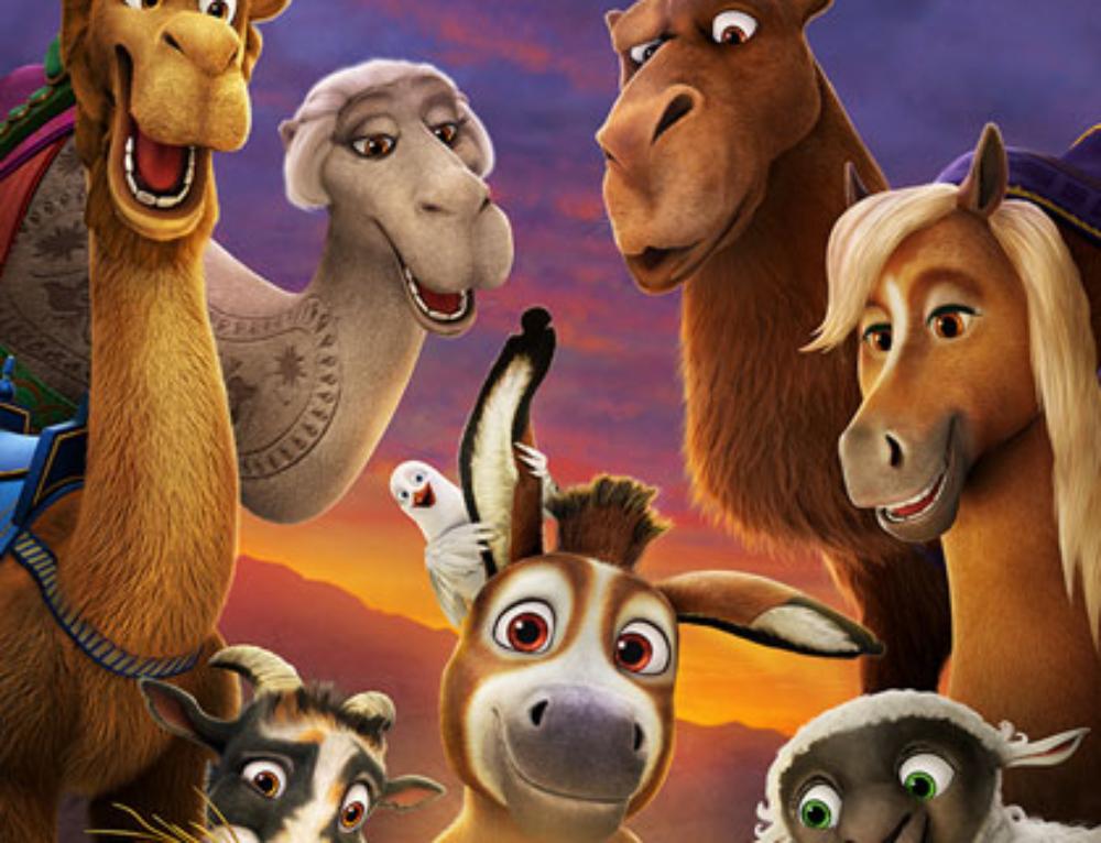Film di animazione – Gli eroi del Natale – Mercato Saraceno