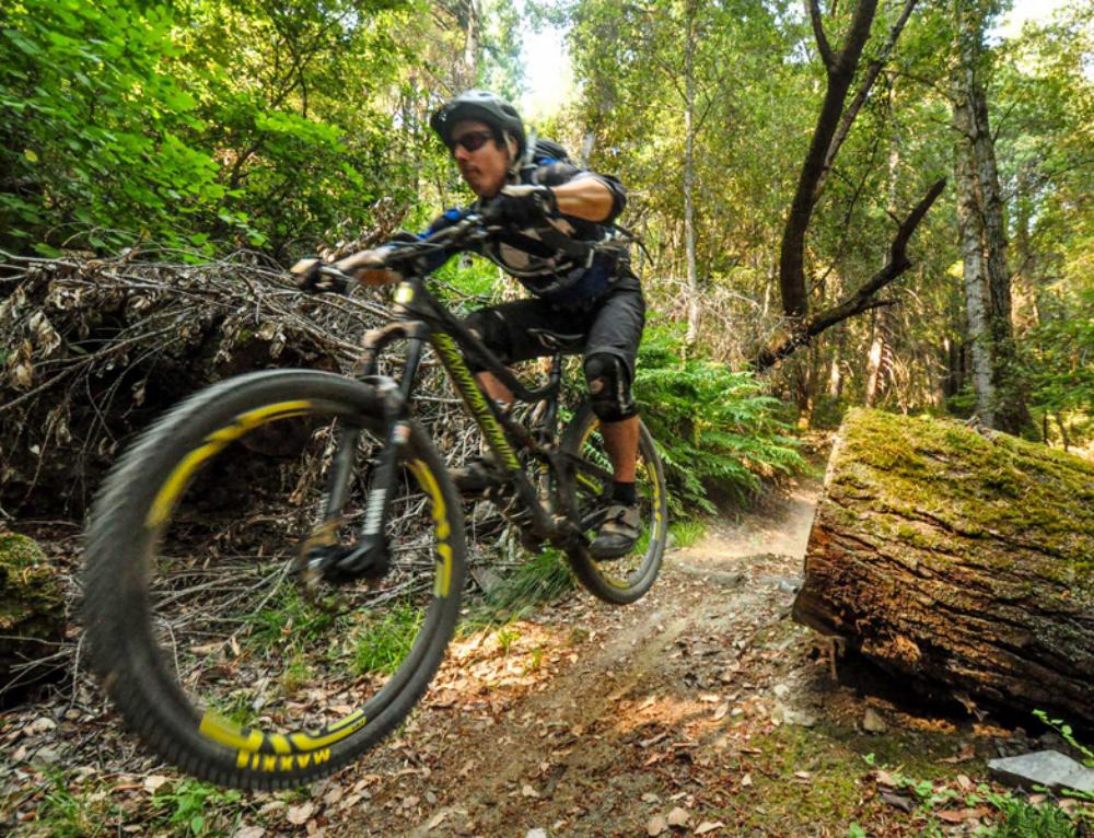 Opzione 2 – In bici e in mountain bike
