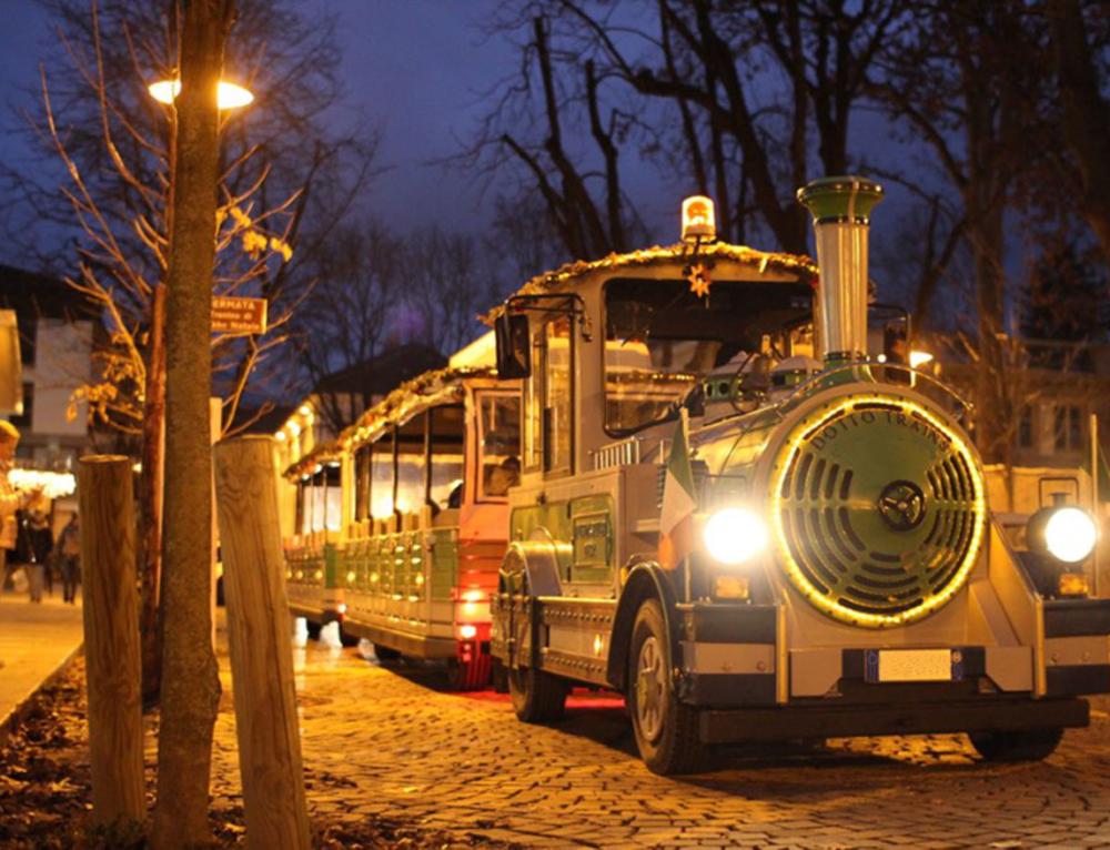 Il trenino di Natale